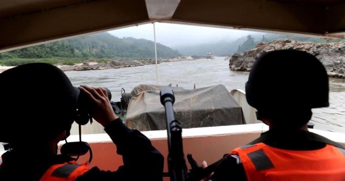 US, China dueling for power on the Mekong