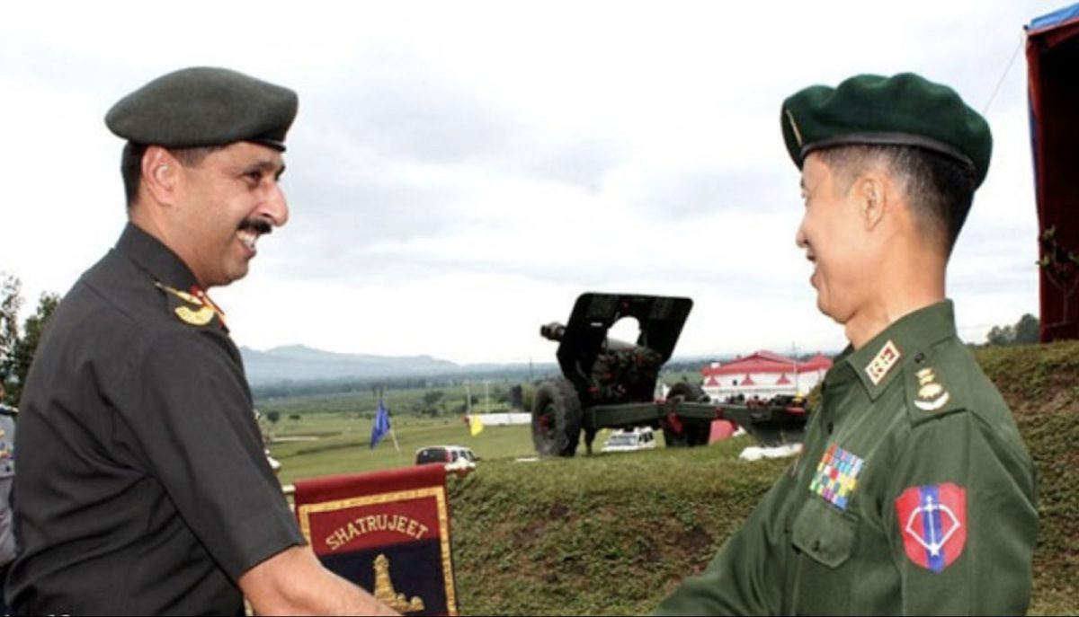 Myanmar, India give better ties a fighting chance