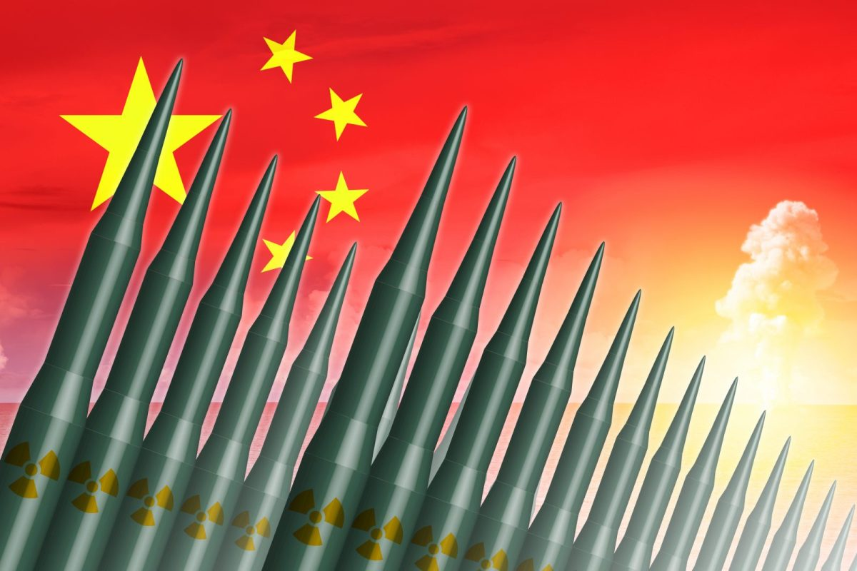 China's high-tech weapons out-fly America's alliances