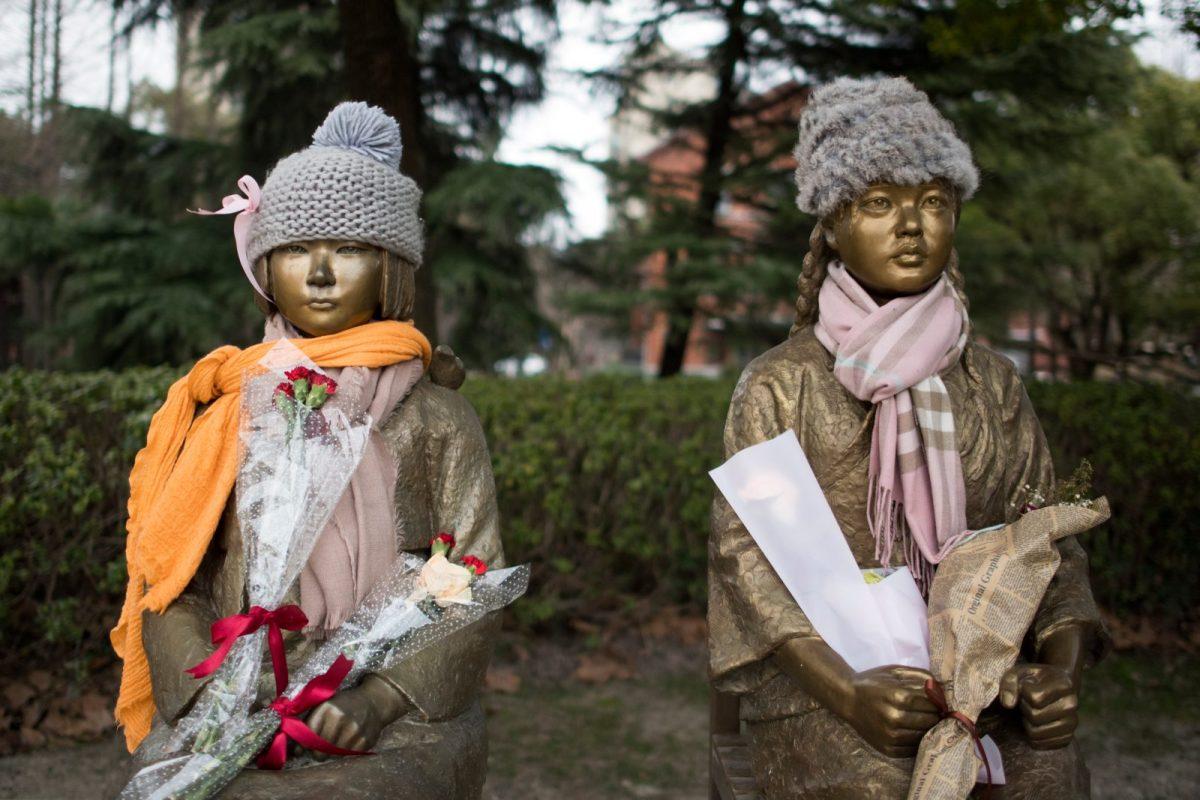 History, Bitches: Atonement: Remembering Japans Comfort Women