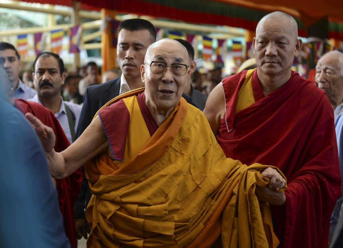 Us Lays Down Line To China On Next Dalai Lama Asia Times