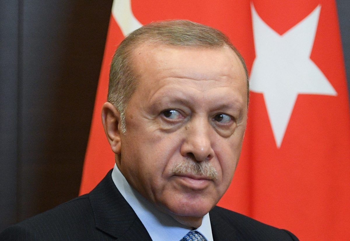 Erdogan's down but not yet out