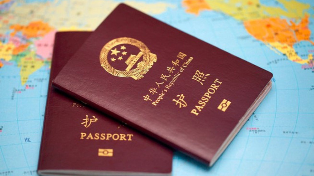 Taiwanese Offered Less Useful Chinese Passports Asia Times
