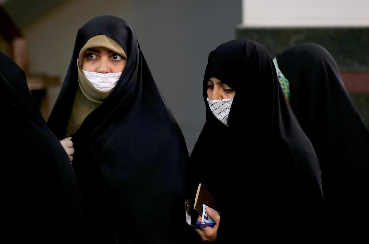 Irans holy city Qom sends SOS as virus...