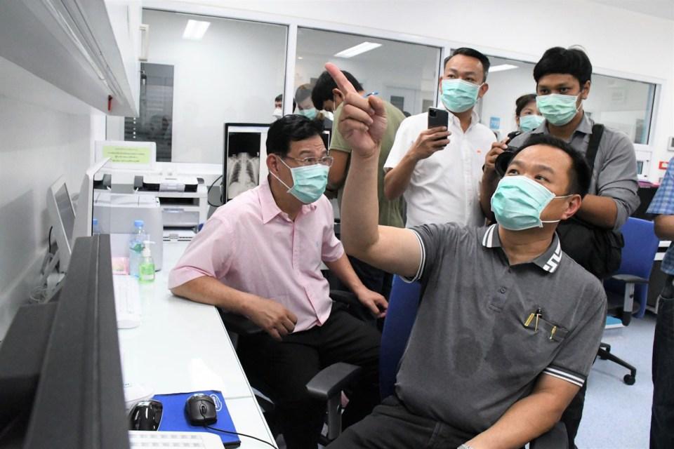 Thailand Anutin Health Minister February 2020