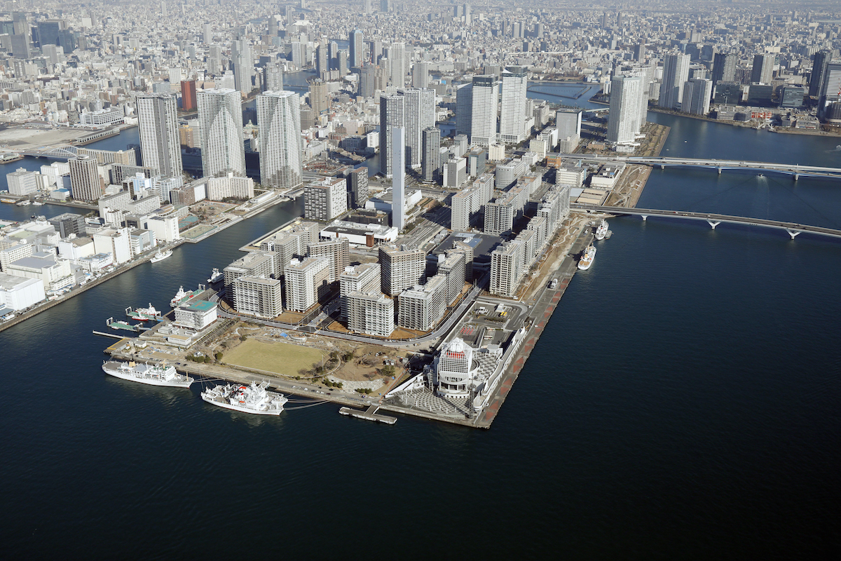 No Tokyo 2020, what to do with Athletes' Village? - Asia Times