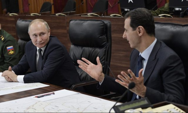 Why Russia is losing its hold on Syria - Asia Times