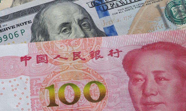 The Yuan and US Dollara