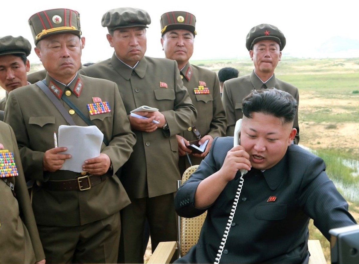 North Korea crackdown can't block phoned in news