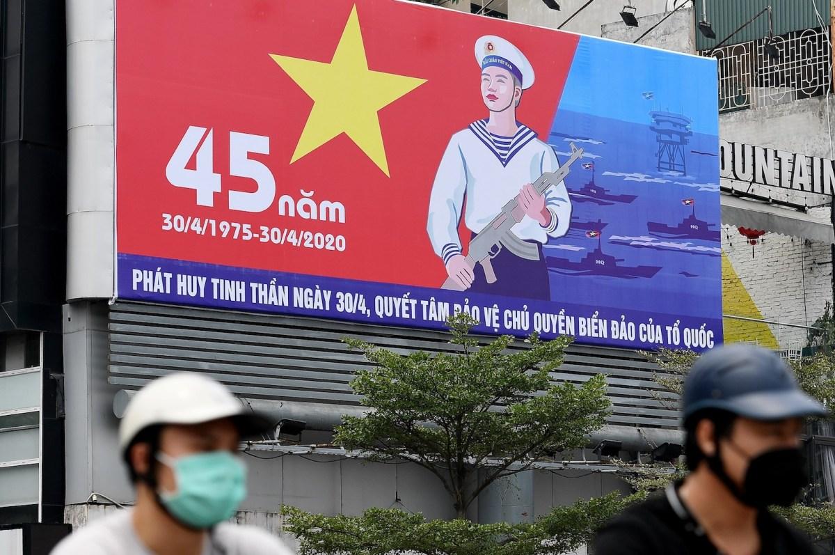 Hải Quân bóng  Vietnam-Covid-19-Pandemic-June-2020