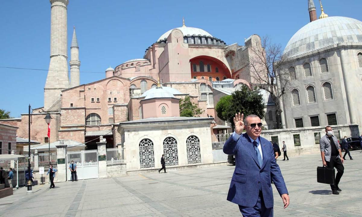 The Talented Mr. Erdogan