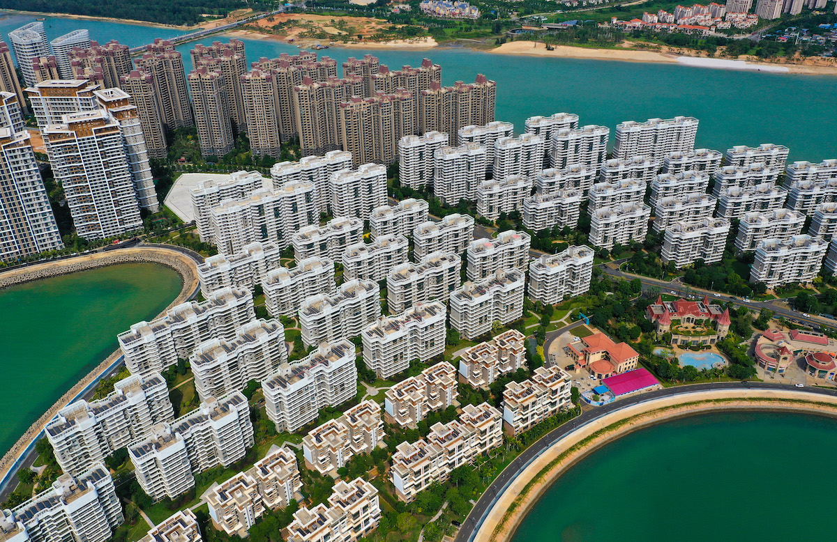 Calls to protect Evergrande homebuyers over investors