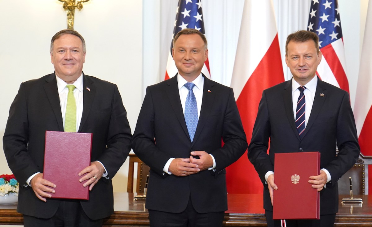 Poland officially joins US-led tech war against China