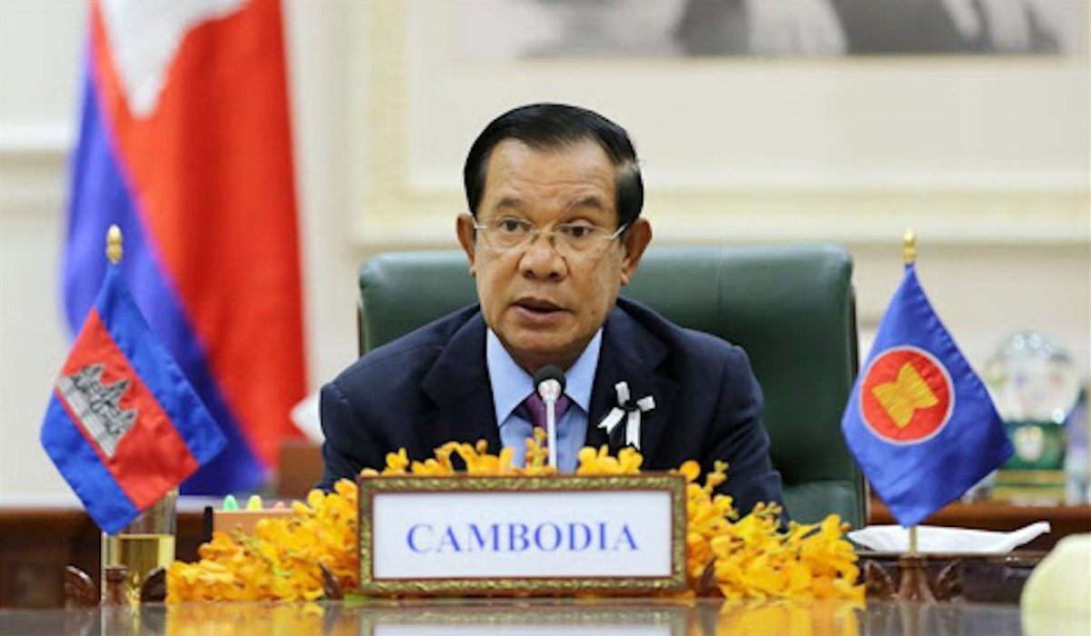 Time to boot Cambodia out of ASEAN