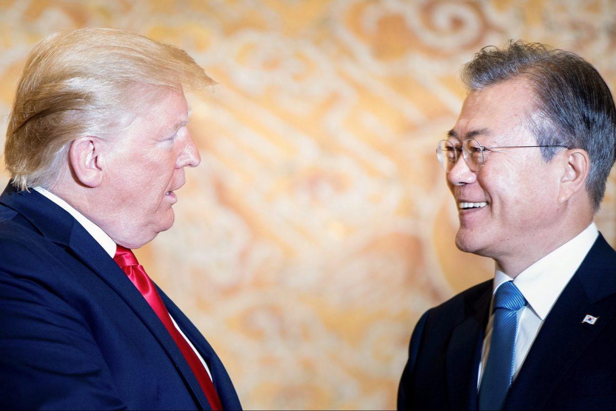 US South Korea Donald Trump Moon Jae in July 2019 e1602753581349 jpg?fit=1200,801&ssl=1.