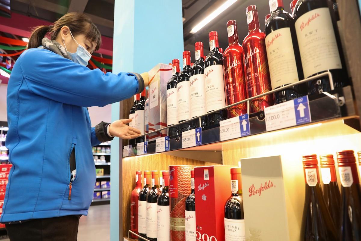 Australia takes Beijing to WTO over wine feud