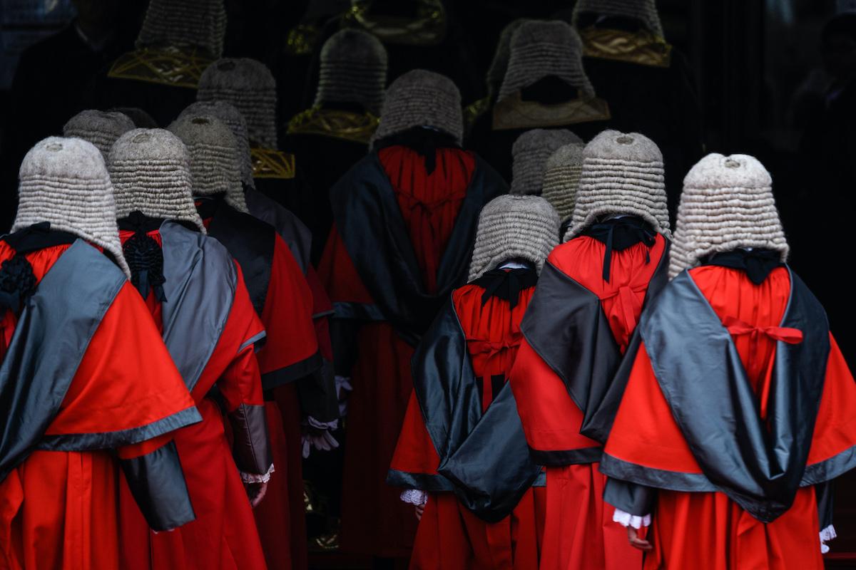 UK mulls withdrawing judges from Hong Kong court
