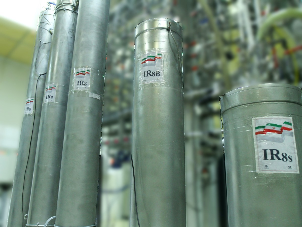 Iran's nuclear capability more bluff than bomb