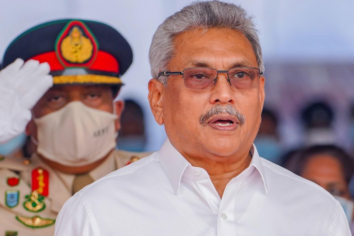 Sri Lanka president admits failure as prices soar
