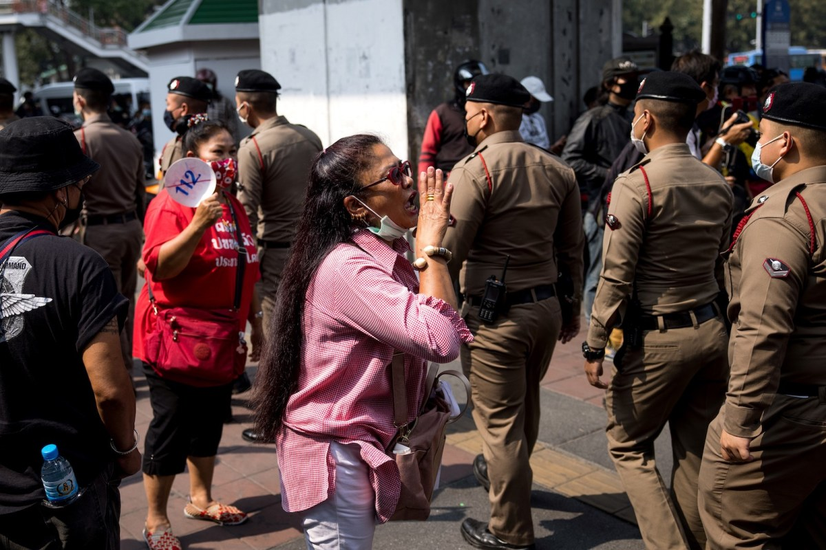 Thai handed record 43-year lese majeste jail term
