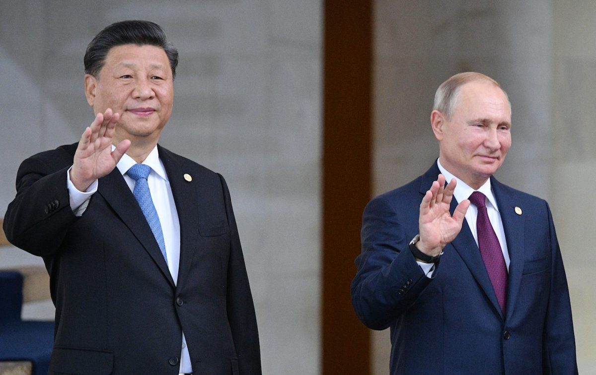 Eurasian anti-West alliance didn't have to happen