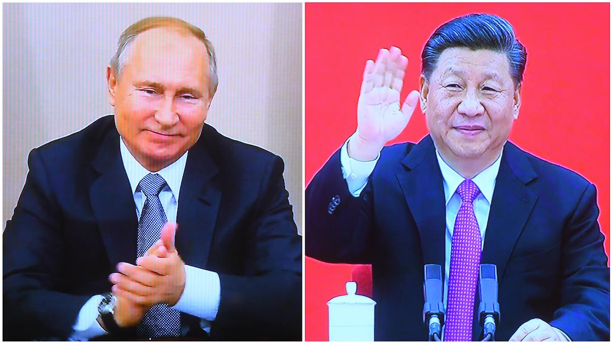 Xi und Putin plädieren für eine Win-Win-Situation und gegen ein Nullsummenspiel