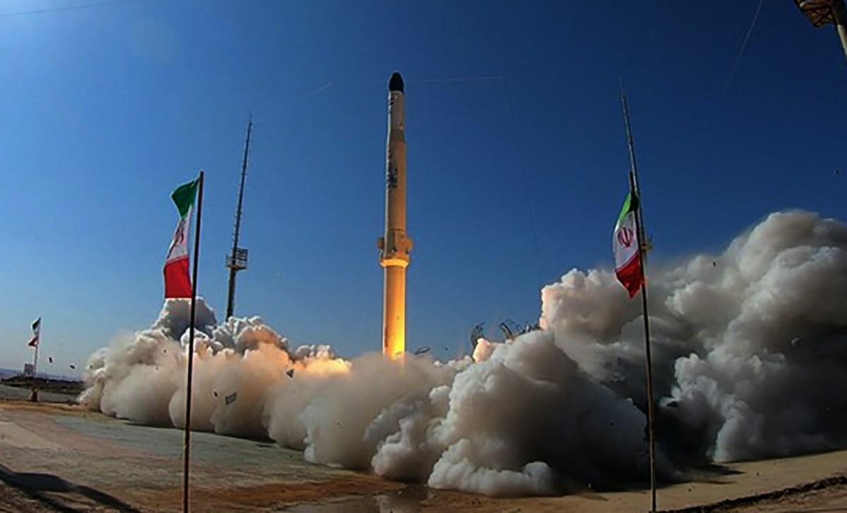 Iran's growing satellite threat