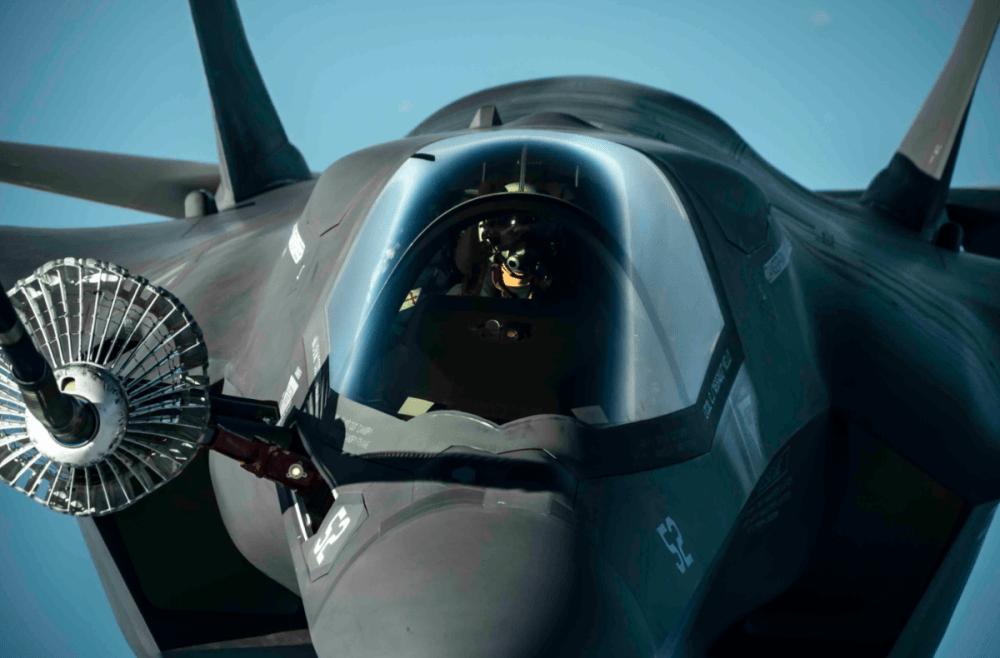 Generation kill: In praise of America's F-35 fighter