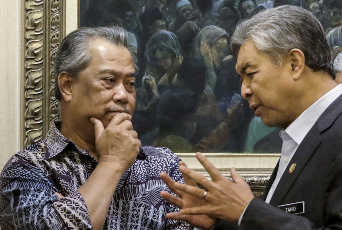 A parting of political paths in Malaysia