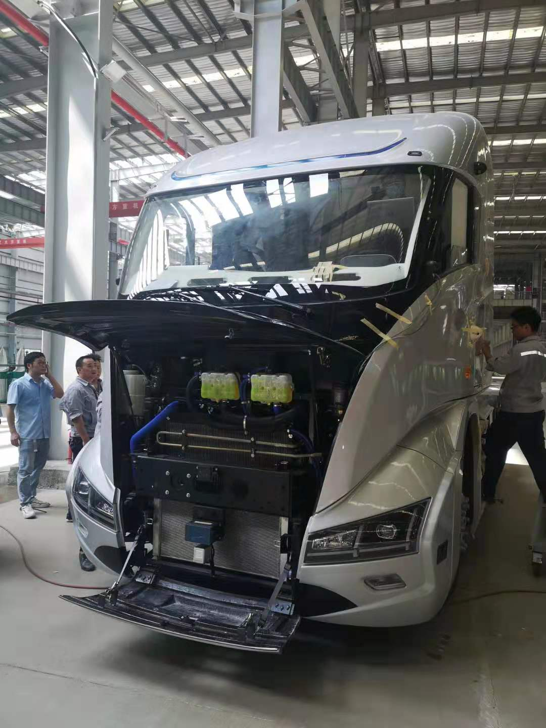 AsiaTimes: Hydrogen fuels a revolution in Chinese trucking.
