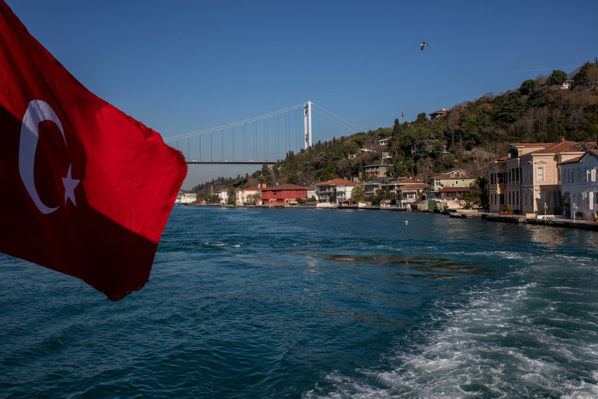 Turkey's grand canal plan is dividing the nation