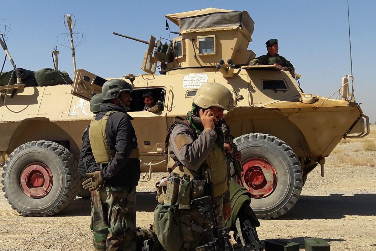 Leftover US warplanes help repel Taliban push