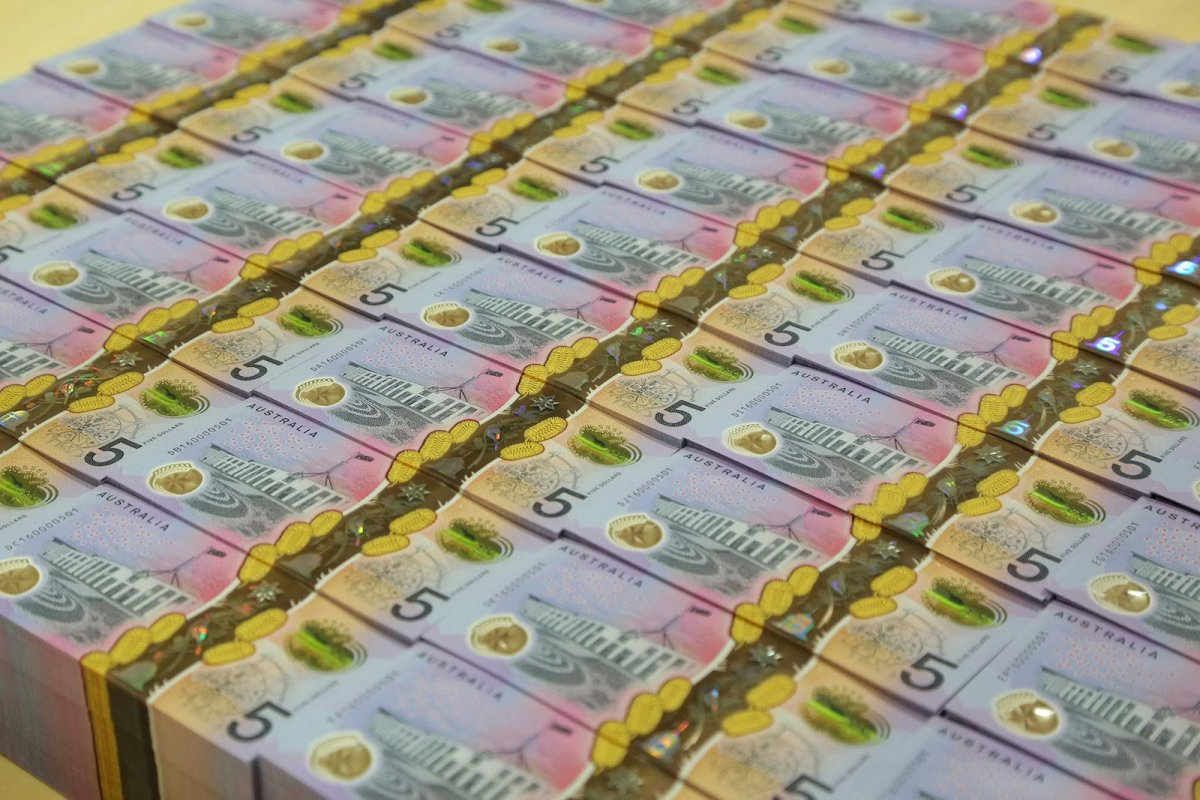 Australian dollar falls after China suspends pact