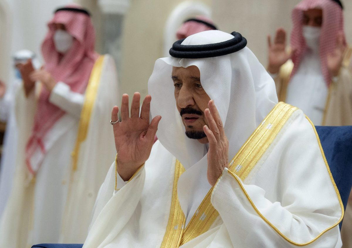 Saudi rolling back once bold regional ambitions