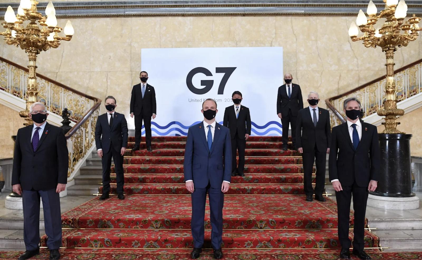G7: Die verzweifelte Suche nach Bedeutung