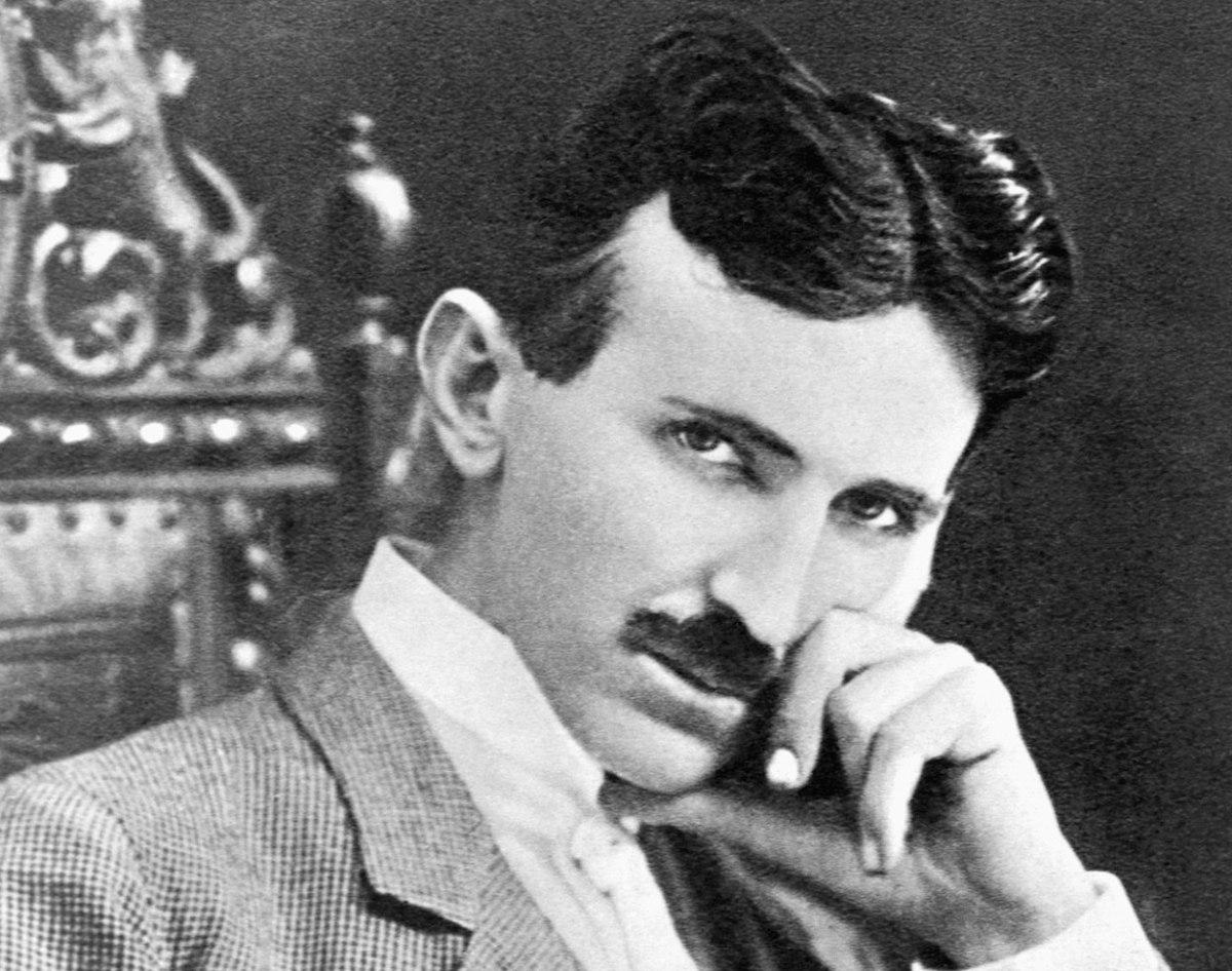 Nikola Tesla and Chinese cosmology