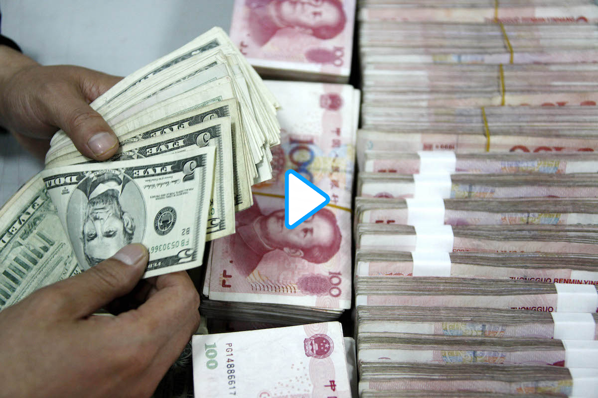 China can't hold back RMB appreciation much longer