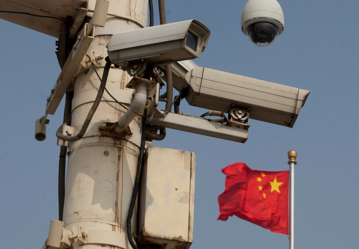 China copied West's authoritarian tech exports