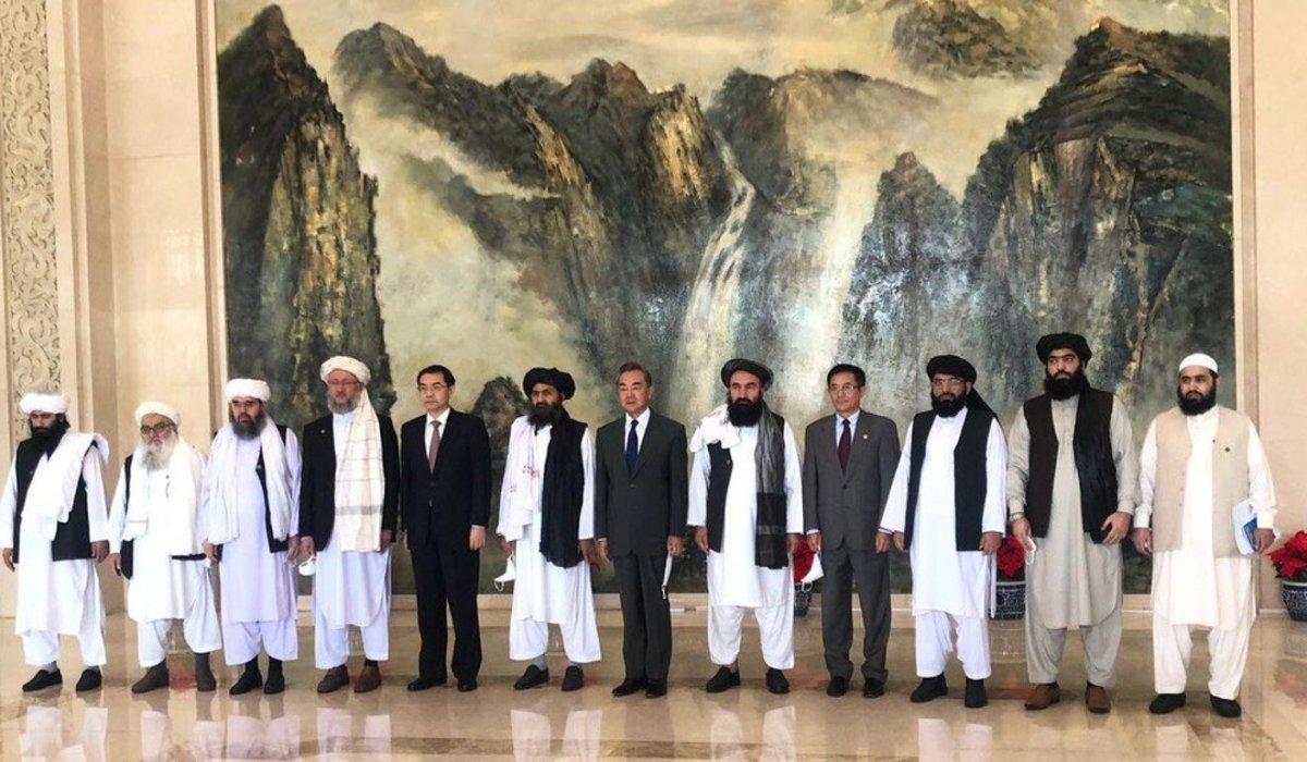 Die Taliban gehen nach Tianjin