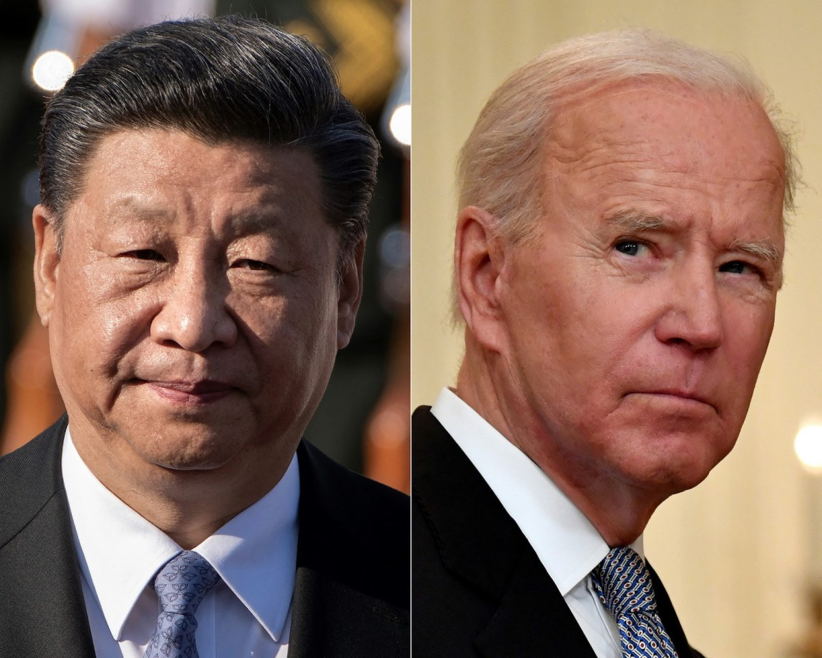Biden and Xi break the ice but the air stays chilly