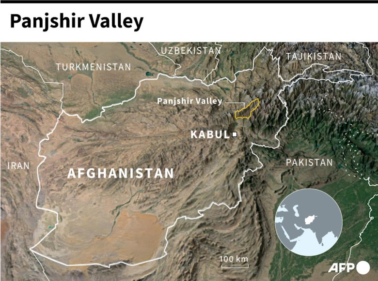 Taliban's path to peace starts in Panjshir Valley - Asia Times