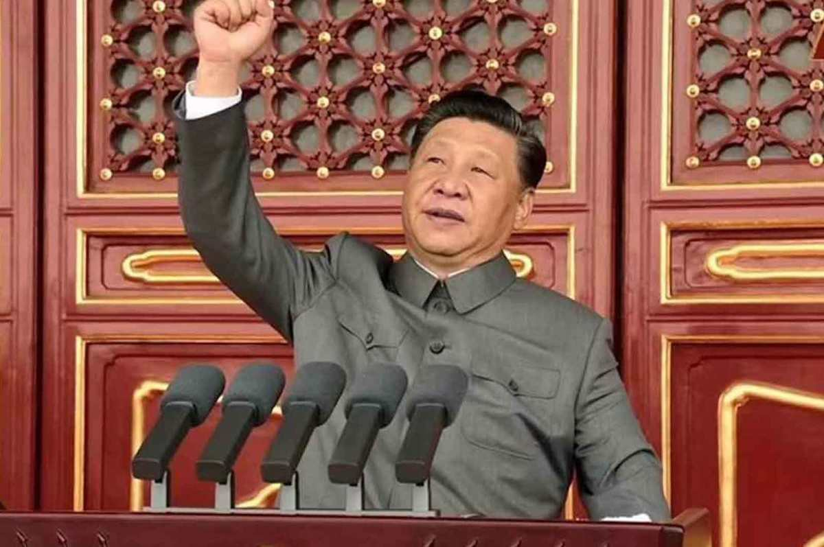 China on the cusp of a 'profound transformation'