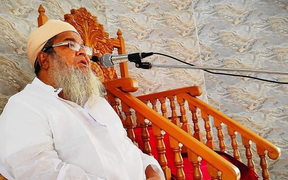 Bangladesh's firebrand Islamist leader dies