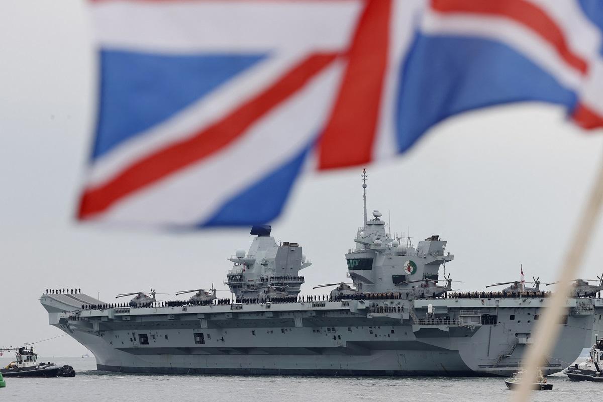 UK gunboat diplomacy fires blanks at China