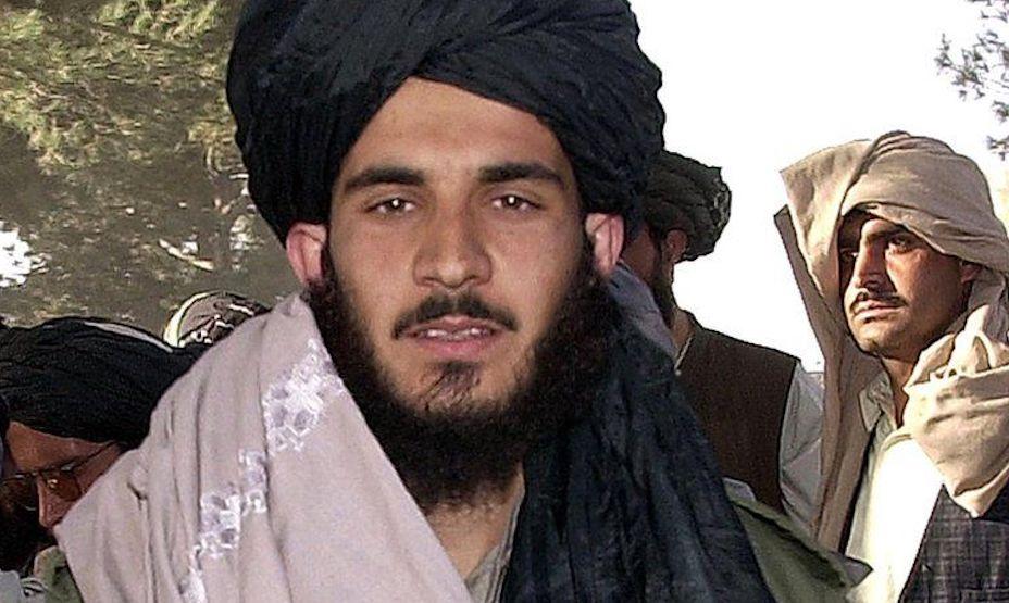 Mullah Yakoob in a file photo. Photo: AFP