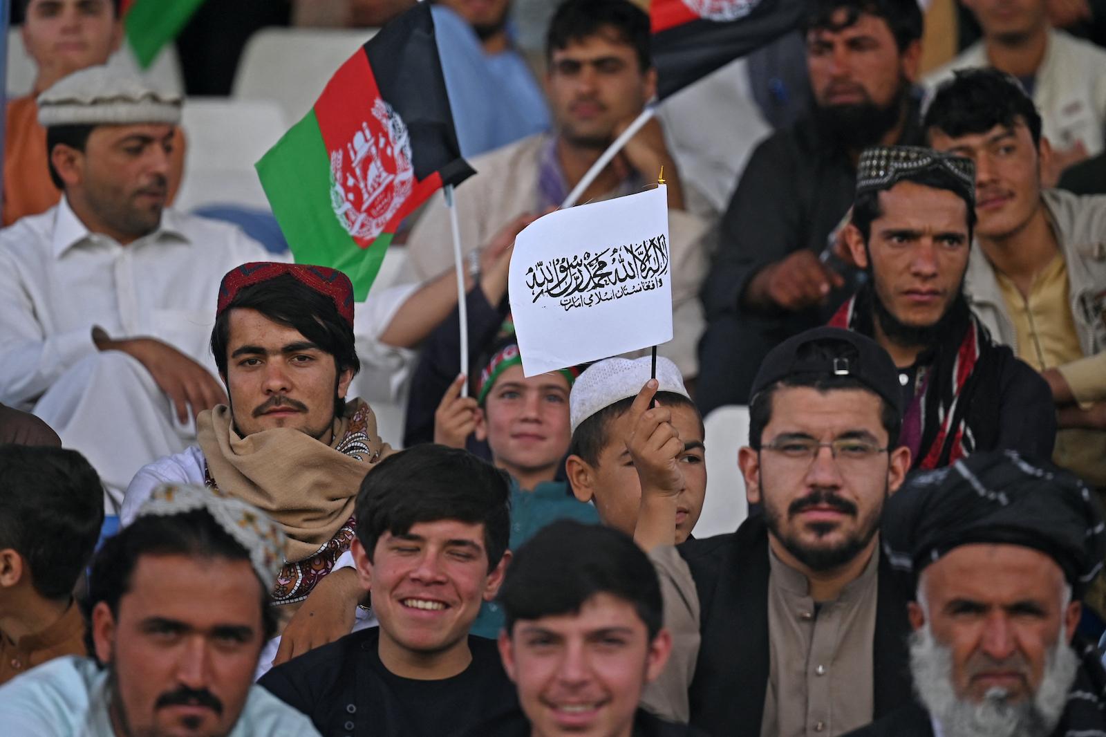 Warum die Taliban immer noch keine Regierung bilden können