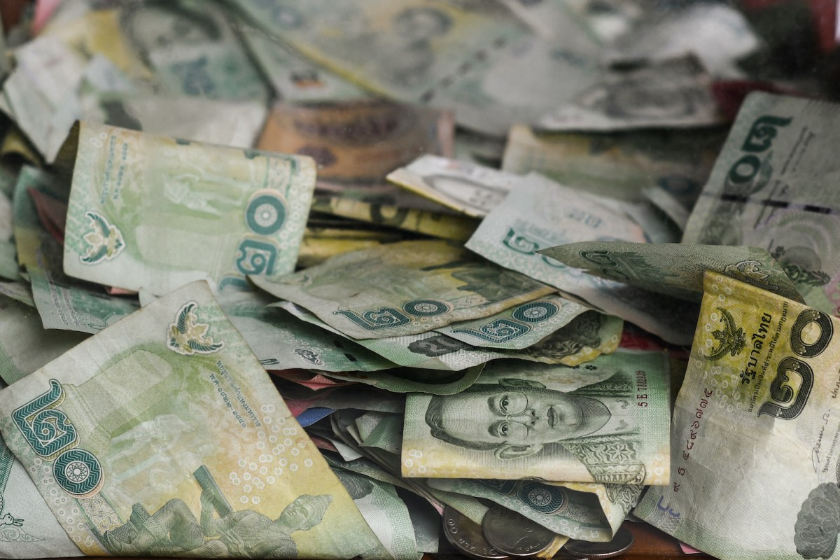 Covid realities catch up with the Thai baht