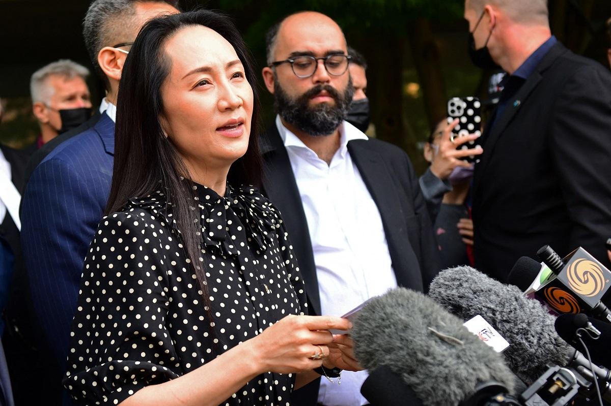 Meng freedom unlocks China hostage diplomacy case
