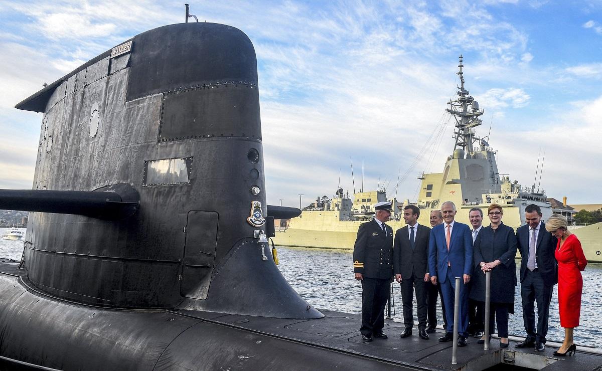 US-Australia submarine deal sparks Chinese fury