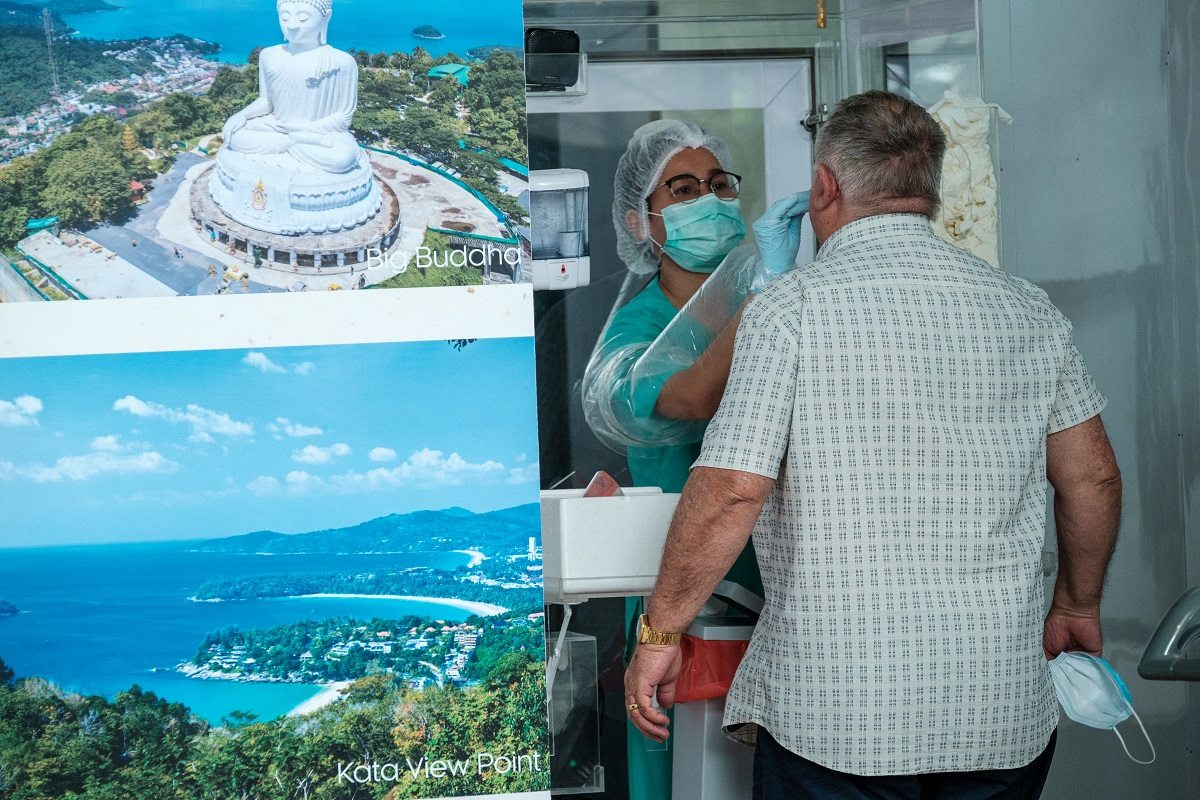 Time to lure back tourists, Thailand decides